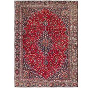 Link to 8' 7 x 12' Mashad Persian Rug