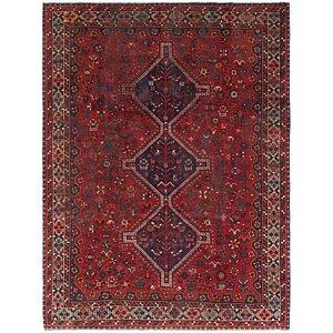 7' 3 x 9' 5 Ghashghaei Persian Rug