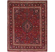 Link to 10' 2 x 13' 2 Mashad Persian Rug