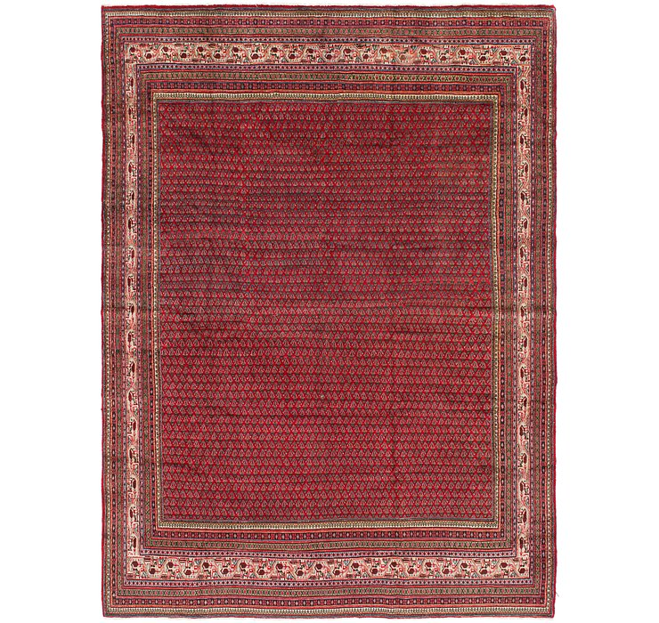 HandKnotted 8' 10 x 11' 8 Botemir Persian Rug