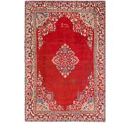 Link to 7' 5 x 11' 3 Mahal Persian Rug
