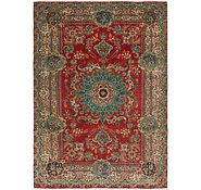 Link to 7' 9 x 11' 2 Tabriz Persian Rug