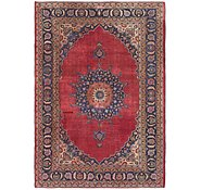 Link to 7' x 9' 9 Mashad Persian Rug
