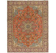 Link to 7' 10 x 10' 2 Tabriz Persian Rug
