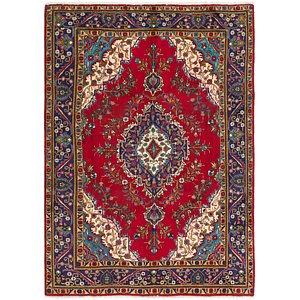 Link to 6' 10 x 9' 6 Tabriz Persian Rug item page