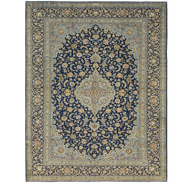 310cm x 395cm Kashan Persian Rug