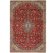 Link to 7' 5 x 11' Kashan Persian Rug