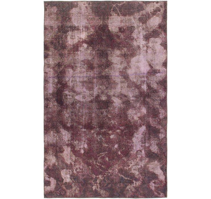 5' 7 x 9' Ultra Vintage Persian Rug