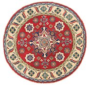 Link to 3' 4 x 3' 4 Kazak Round Rug
