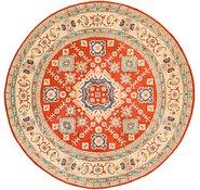 Link to 245cm x 250cm Kazak Round Rug