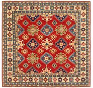 Link to 7' 8 x 8' Kazak Square Rug
