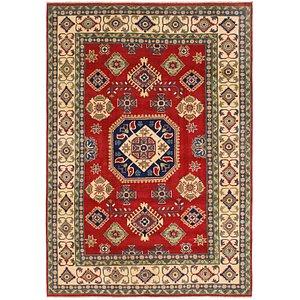 Link to 6' 7 x 9' 9 Kazak Rug item page