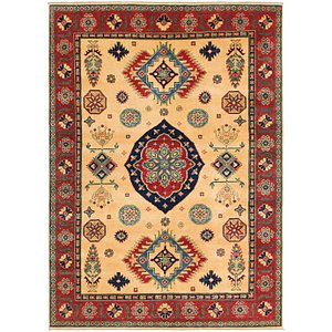 Link to 5' 8 x 8' Kazak Rug item page