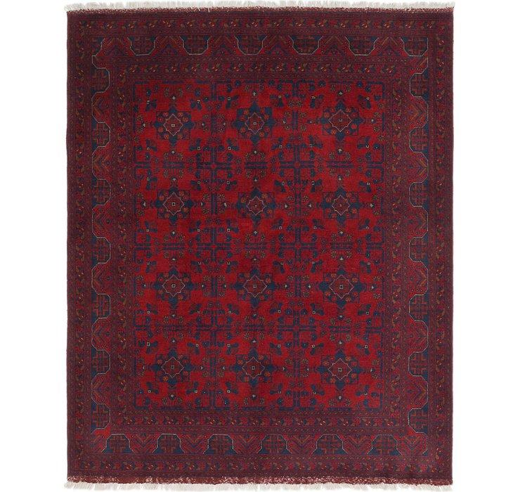 6' x 7' 7 Khal Mohammadi Rug