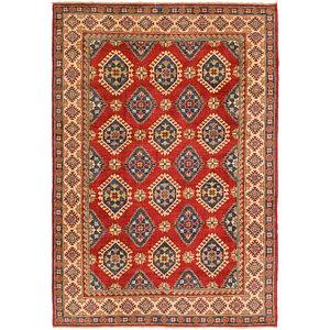 Unique Loom 6' 8 x 9' 8 Kazak Rug