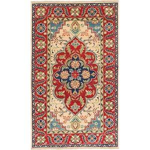 Link to 90cm x 152cm Kazak Rug item page