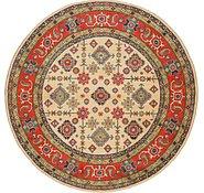 Link to 8' x 8' 2 Kazak Round Rug