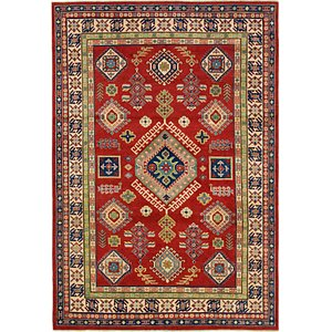 Link to 200cm x 295cm Kazak Rug item page