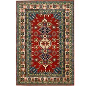 Link to Unique Loom 6' 9 x 9' 9 Kazak Rug