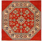 Link to 4' 10 x 4' 10 Kazak Square Rug