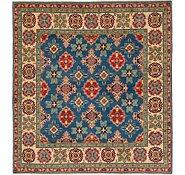 Link to 198cm x 213cm Kazak Square Rug
