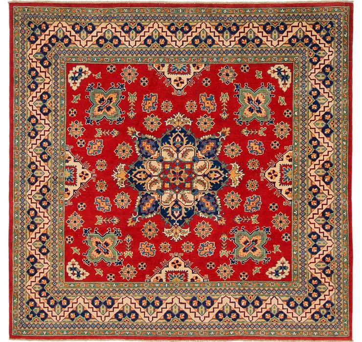 8' 2 x 8' 4 Kazak Square Rug