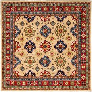 Link to 250cm x 255cm Kazak Square Rug item page
