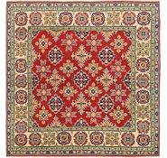 Link to 6' 7 x 6' 7 Kazak Square Rug