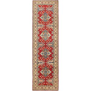 Link to 2' 9 x 9' 8 Kazak Runner Rug item page