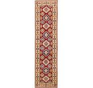 Link to 2' 7 x 9' 9 Kazak Runner Rug