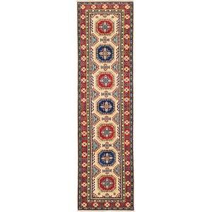2' 8 x 10' Kazak Runner Rug