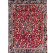 Link to 8' 8 x 11' 8 Mashad Persian Rug