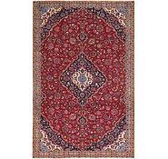 Link to 6' 9 x 10' 4 Kashan Persian Rug