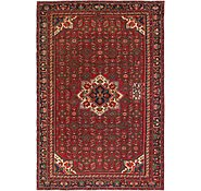 Link to 6' 7 x 9' 7 Hossainabad Persian Rug