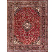 Link to 9' 7 x 12' 2 Kashan Persian Rug