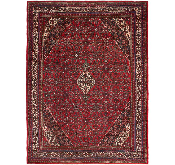 315cm x 422cm Joshaghan Persian Rug