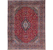 Link to 9' 7 x 12' 4 Kashan Persian Rug