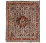 Link to 6' 6 x 8' Mood Persian Rug