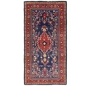 Link to 4' 2 x 8' 8 Mahal Persian Runner Rug