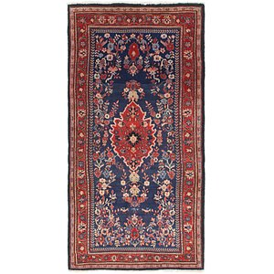 Link to 4' 2 x 8' 8 Mahal Persian Runner Rug item page