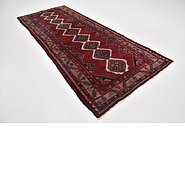 Link to 4' 7 x 11' 5 Chenar Persian Runner Rug
