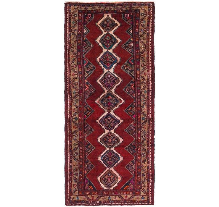 140cm x 348cm Chenar Persian Runner Rug