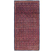 Link to 4' 9 x 9' 7 Farahan Persian Runner Rug