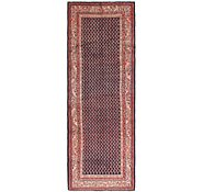 Link to 3' 5 x 10' Farahan Persian Runner Rug