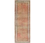 Link to 3' 9 x 10' 6 Farahan Persian Runner Rug