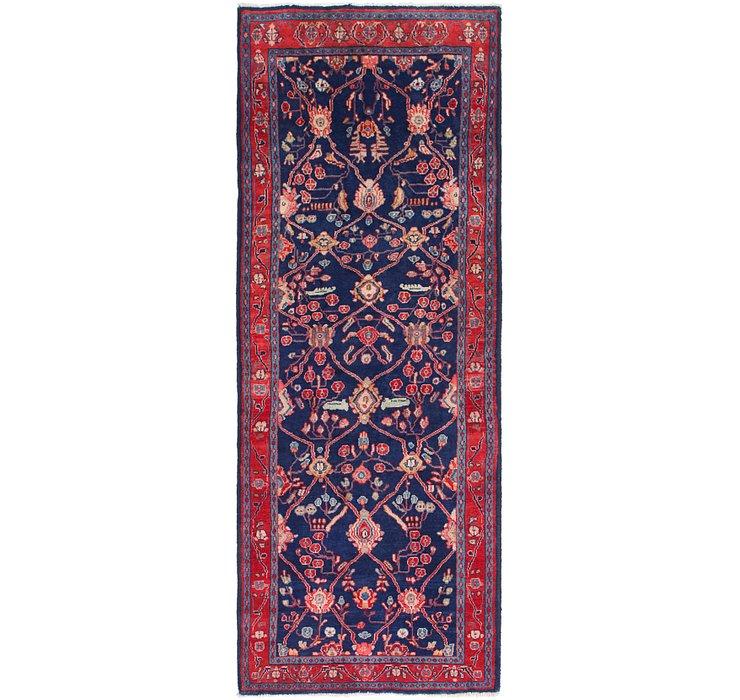 110cm x 292cm Mahal Persian Runner Rug