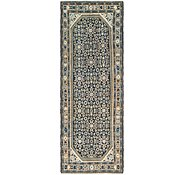 Link to 3' 6 x 10' Farahan Persian Runner Rug