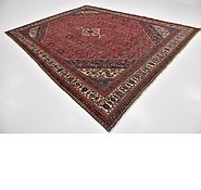 Link to 10' x 13' Hamedan Persian Rug