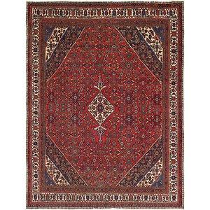 10' x 13' Hamedan Persian Rug