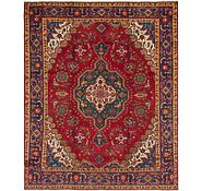 Link to 10' 2 x 12' 8 Tabriz Persian Rug
